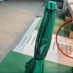 Украл ноутбук из магазина. В столице задержали злоумышленника (ВИДЕО)