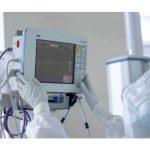 Германия передала молдавским больницам оборудование для вентиляции лёгких