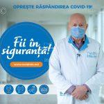 В Молдове запущена общенациональная кампания по борьбе с COVID-19