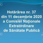Важно знать: список последних решений Чрезвычайной комиссии по общественному здоровью