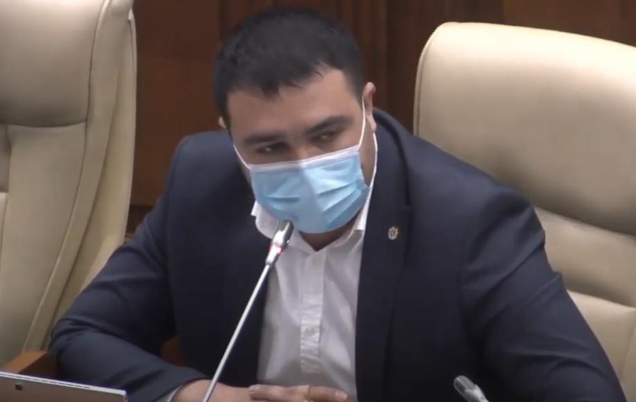 Суходольский ответил выступившим против законопроектов по Гагаузии депутатам (ВИДЕО)