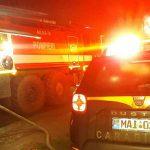 На заводе по переработке древесины в Комрате вспыхнул пожар (ФОТО)