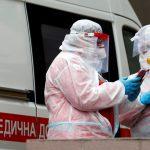 В Украине за сутки зарегистрировано рекордное число летальных исходов от COVID-19