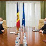 Кику - послу РФ: Россия остаётся важным партнёром Молдовы!