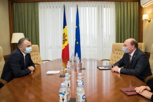 Кику – послу РФ: Россия остаётся важным партнёром Молдовы!