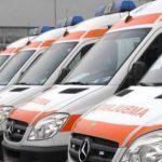 В Молдову прибыли новые машины скорой помощи