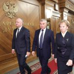 Председатель Госдумы РФ: Игорь Додон многое сделал для отношений Молдовы и России