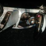 """""""Припарковался"""" вверх тормашками: в результате ДТП в Дондюшанах пострадал водитель"""
