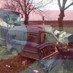 В Единцах легковушка врезалась в автобус. Погибли двое (ФОТО)