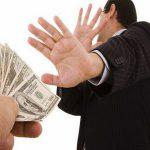 Не заплатил налоги и попытался откупиться: бизнесмена арестовали за взятку почти в 3 000 евро