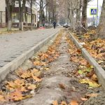 Генпримар осмотрел ход работ на тротуаре и в подземном переходе на улице Каля Ешилор