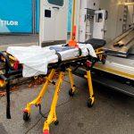 Столичная примария приобрела две машины скорой помощи для Центра COVID-19