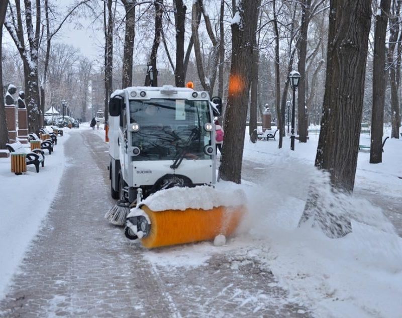 Чебан: Столица готова к зиме, но порядок в городе зависит и от каждого из нас
