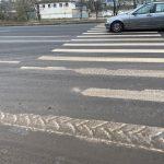 Чебан: Мы не примем работы по нанесению дорожной разметки на Албишоаре