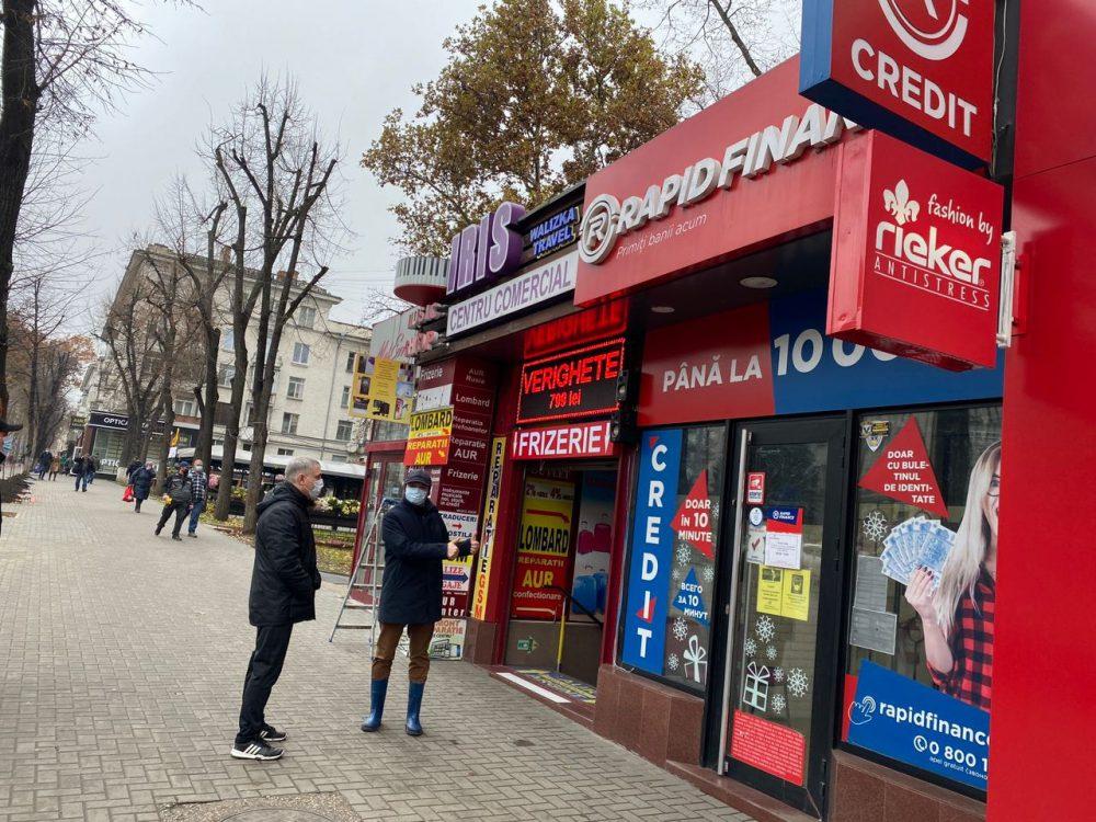 Генпримар настаивает на принятии Регламента об уличной рекламе: Иначе в Кишинёве её не будет вообще