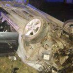 В Сынжерей в жутком ДТП погибла женщина. Полиция ищет сбежавшего водителя