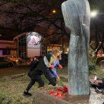 Молодогвардейцы почтили память жертв геноцида