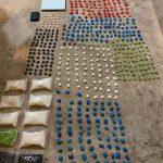 До 15 лет заключения грозит четверым пойманным наркодилерам (ФОТО, ВИДЕО)