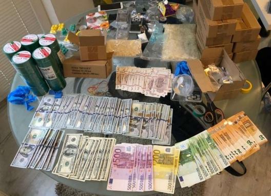 Наркотики на 8 миллионов изъяли в результате спецоперации (ФОТО, ВИДЕО)