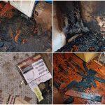 50-летний сельчанин погиб при пожаре