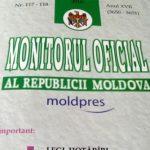 В Молдове вступил в силу новый Закон о функционировании языков на территории страны