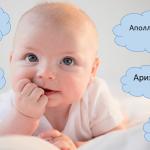 Алисар, Ариэль и Дарвин: названы самые необычные имена новорожденных в Молдове в 2020 году