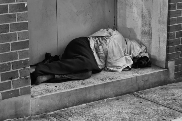 В столичном Центре для бездомных удвоилось число бенефициаров
