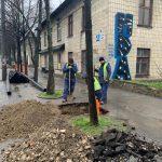 На улице Иона Крянгэ завершается ремонт акведука