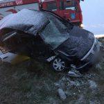 (ОБНОВЛЕНО) ДТП на трассе: скончался сотрудник Генерального инспектората Пограничной полиции