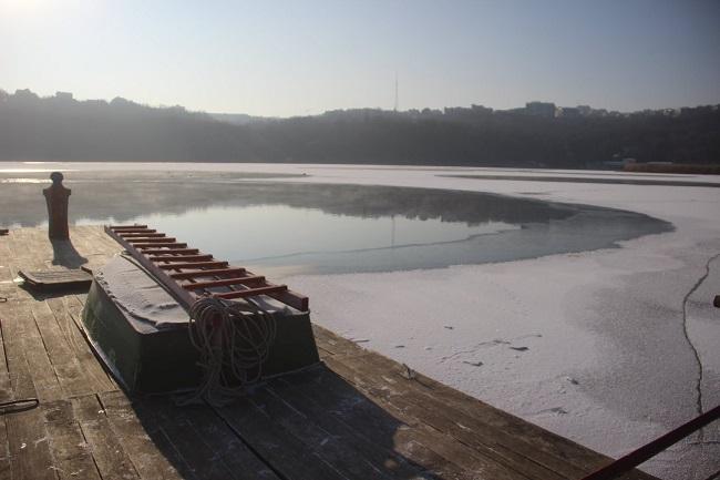 Безопасность на льду: ГИЧС запустил специальную кампанию (ФОТО)