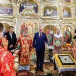 Додон: Людей в Молдове объединяет православная вера