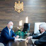 Додон встретился с бывшим председателем КС: о чём шла речь (ФОТО, ВИДЕО)
