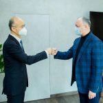 ПСРМ и Коммунистическая партия Китая подпишут Протокол о сотрудничестве (ФОТО, ВИДЕО)