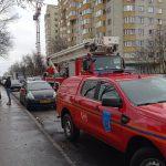 Пожар в столице: жильцов многоэтажки эвакуировали