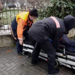 Полицейский патруль спас мужчину, который едва не замёрз