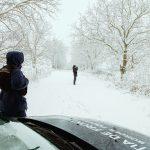 Вниманию путешественников: движение на одном из КПП затруднено