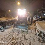 Снегопад в Молдове: как обстоит ситуация на трассах на юге, в центре и на севере страны
