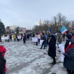 Митинги в защиту русского языка прошли в Комрате и Чадыр-Лунге