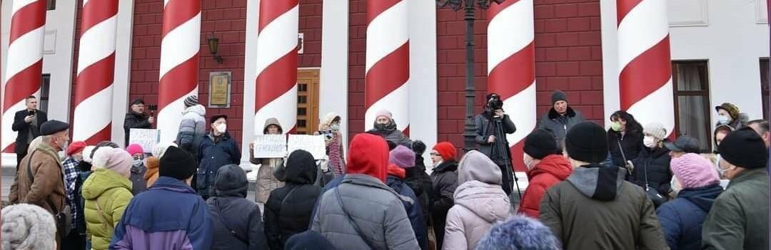 """Украина встретит Санду протестами: жители соседней страны устроили """"коммунальные бунты"""""""