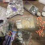 В столице полиция задержала молодую пару за сбыт наркотиков (ФОТО, ВИДЕО)