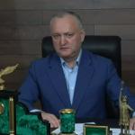 Додон - Санду: Где ваши обещания защищать права русскоязычных? Сели в тёплое кресло и забыли про всё? (ВИДЕО)