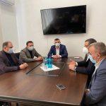 Чебан на встрече с сенатором Румынии: Приятно слышать, что Кишинёв изменился к лучшему