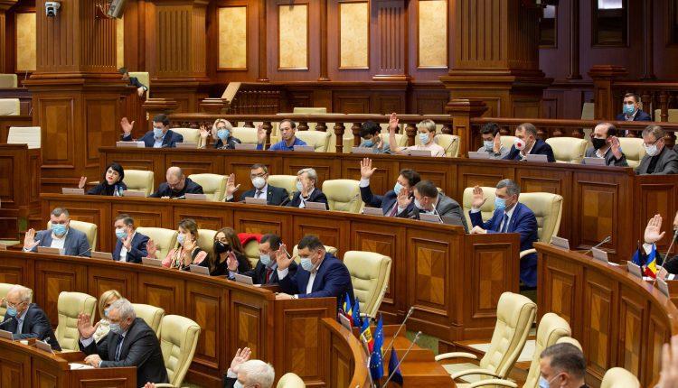 Фракция ПСРМ выдвинула в парламенте наибольшее количество законодательных инициатив