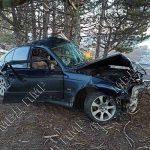 Смертельное ДТП в Приднестровье: машина врезалась в дерево, водитель погиб