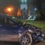 Пассажирка такси пострадала в ДТП