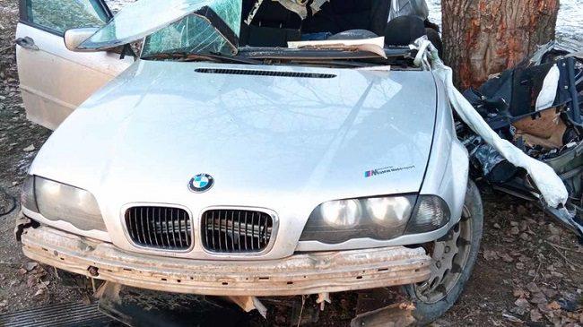 В результате жуткого ДТП в Сынжерей погибла девушка-водитель, пассажиры в больнице (ФОТО)