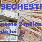 Отчёт НАЦ: за неделю арестованы активы на более чем 2 млн леев