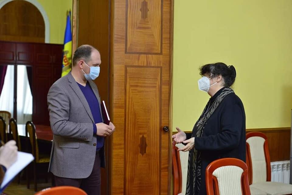 Чебан провёл встречу с послом Австрии: какие вопросы обсуждались