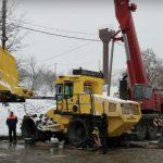 Примария Кишинёва приобрела первый в Молдове компактор для уплотнения отходов (ФОТО)