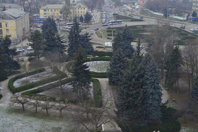 Примария запускает конкурс на разработку концепции модернизации двух скверов в столице